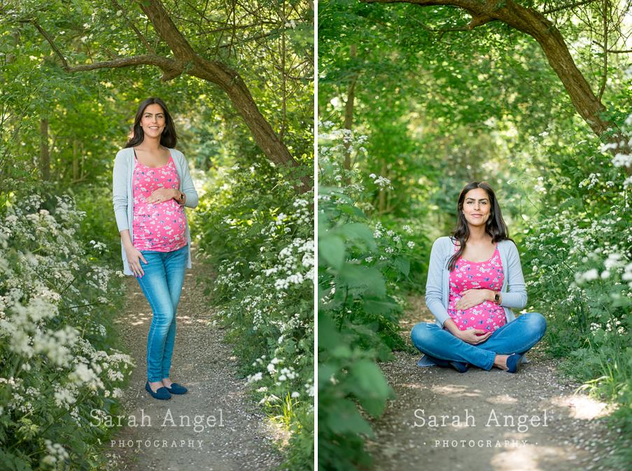 Farnham, Surrey. Maternity Shoot